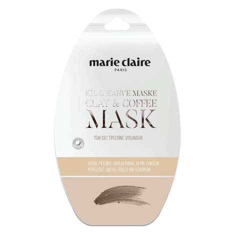 Marie Claire Cilt Bakım Maskesi Kahve ve Killi  15 Ml