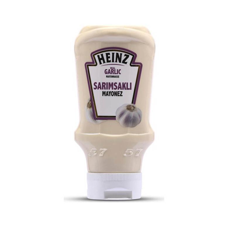Heinz Mayonez Sarımsaklı 390 G