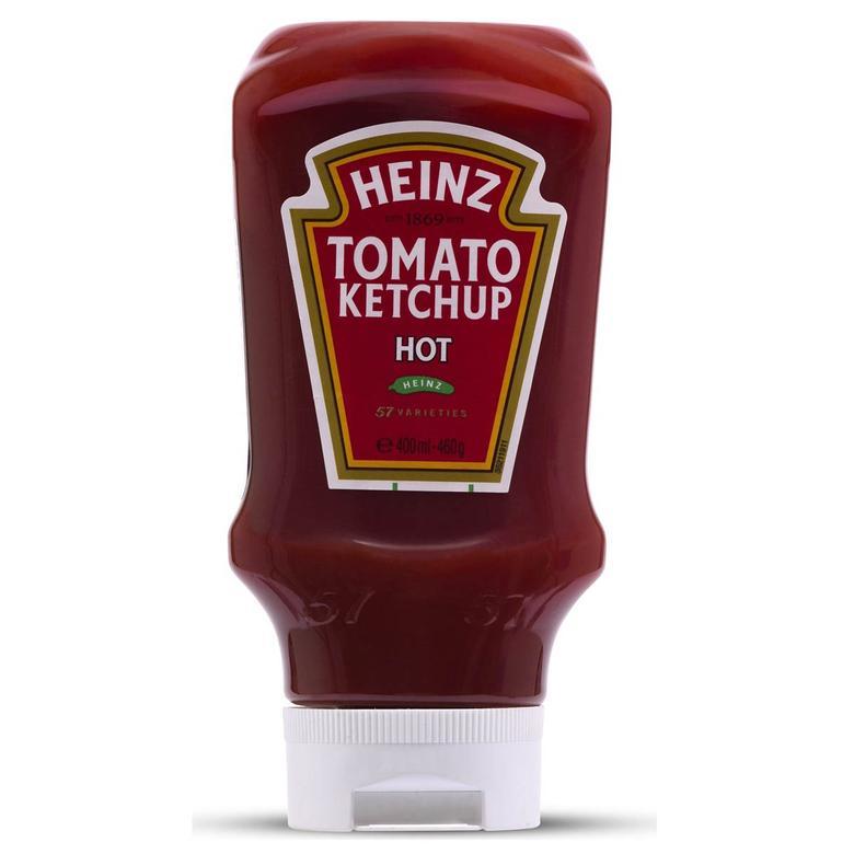 Heinz Ketçap Acılı 460 G