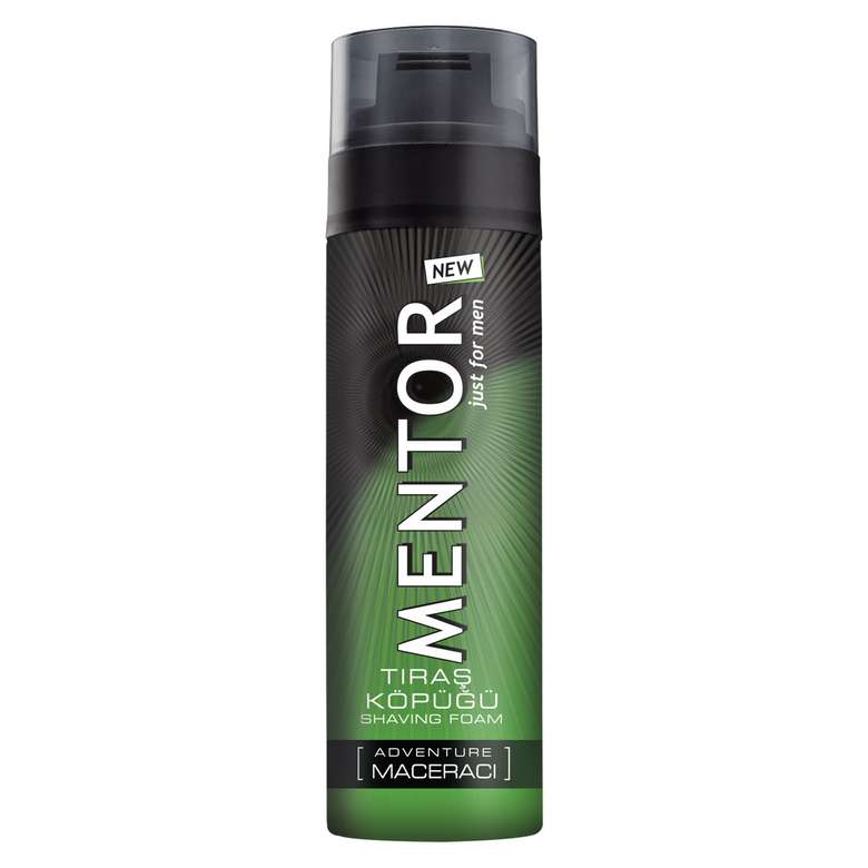 Mentor Tıraş Köpüğü Strong 250 Ml