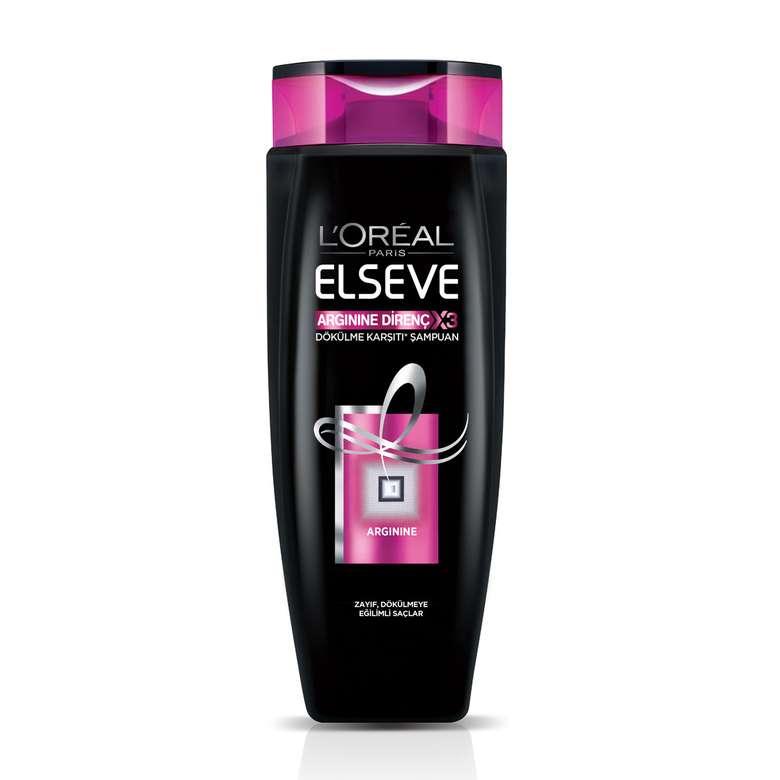 L'oreal Elseve Şampuan Arginine 550 Ml