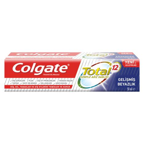 Colgate Total Diş Macunu Total 50 Ml
