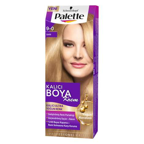 Palette Saç Boyası Sarı 9 - 0