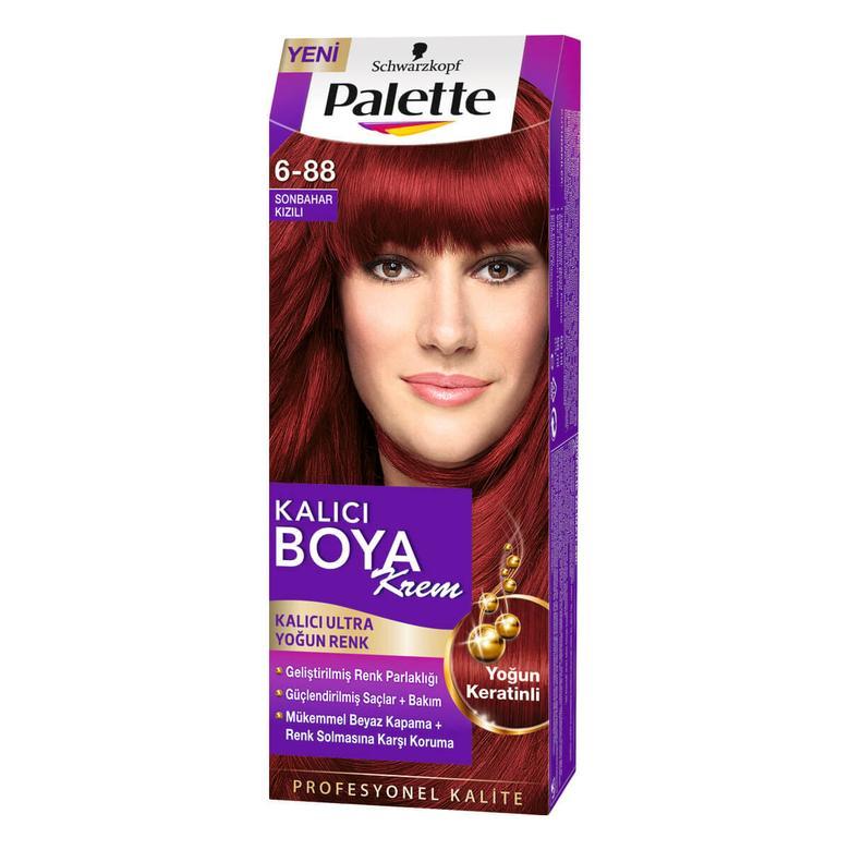 Palette Saç Boyası Yoğun Kızıl 6 - 88