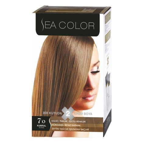 Sea Color Saç Boyası 100 Ml