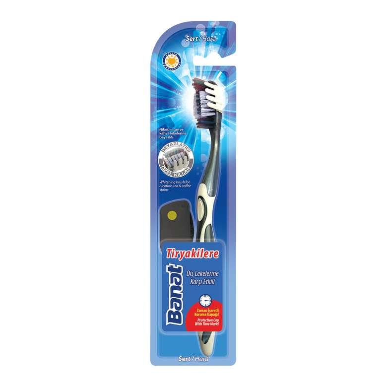 Banat Tiryakiler İçin Diş Fırçası
