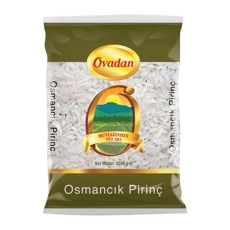 Ovadan  Osmancık Pirinç 2500 G