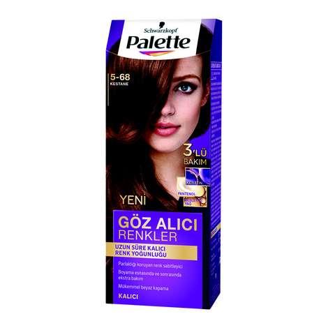 Palette Saç Boyası Kestane 5 - 68