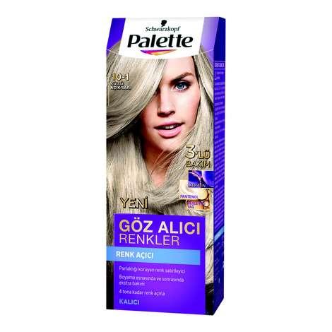 Palette Saç Boyası Küllü Açık Sarı 10 -1