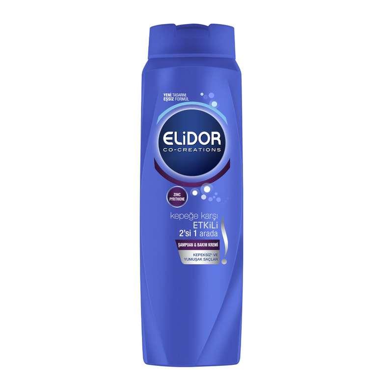 Elidor Şampuan Kepeğe Karşı Etki 500 Ml