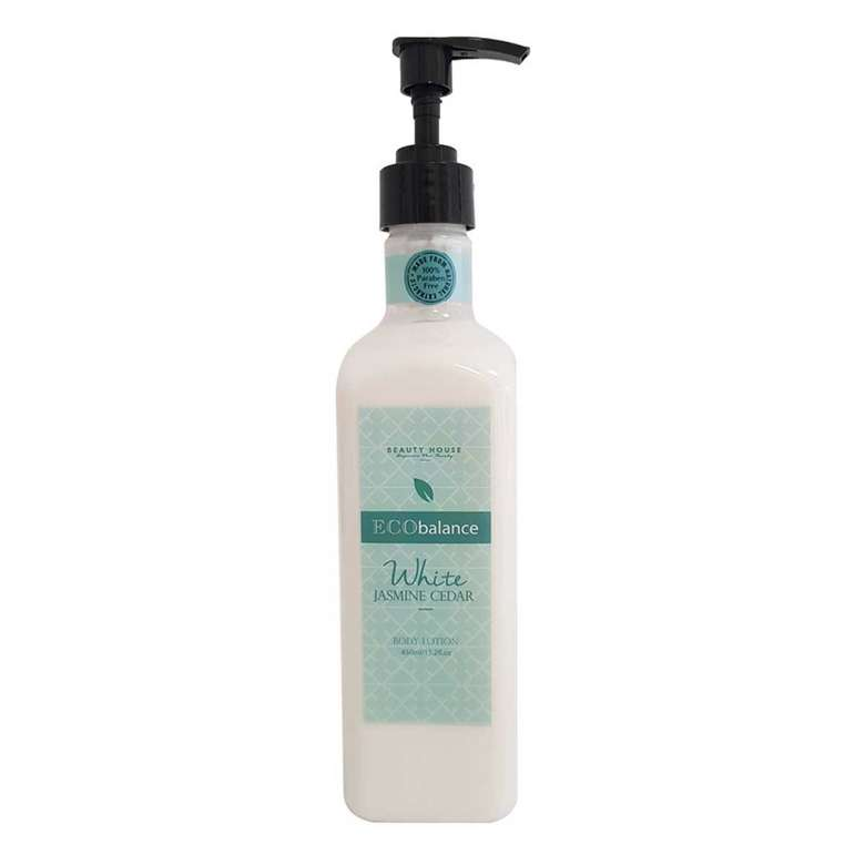 Beauty House Eco Balance White Jasmine Cedar Duş Jeli 260 Ml
