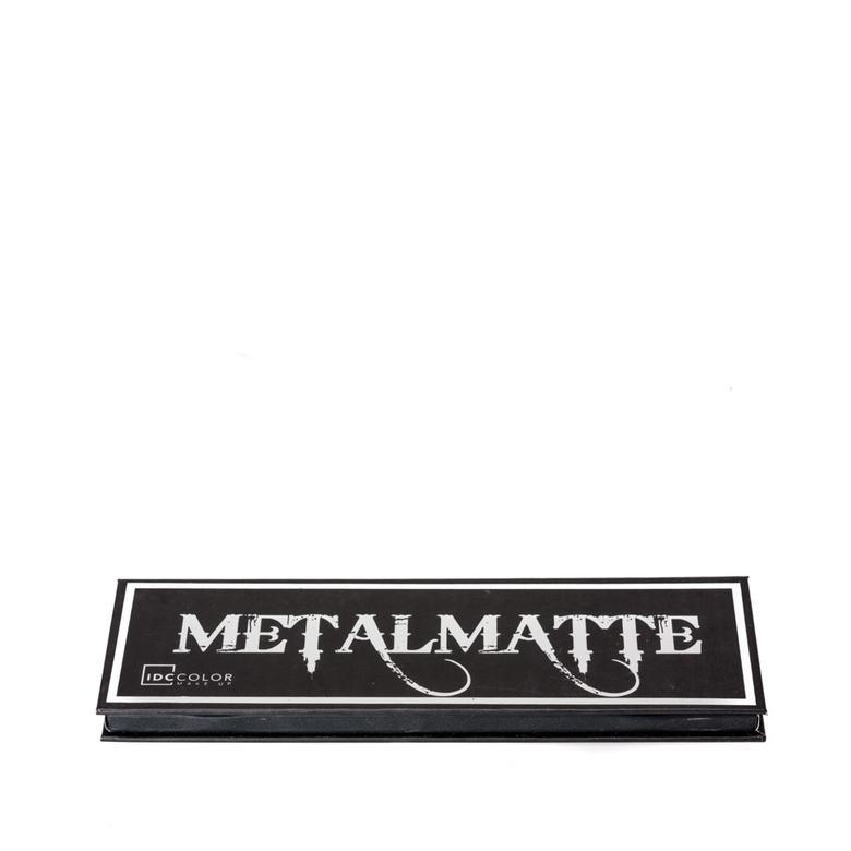 Idc Color Metal Matte Far Paleti