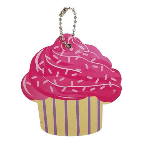 Beauty House Kağıt Törpü - Pink  Cupcake