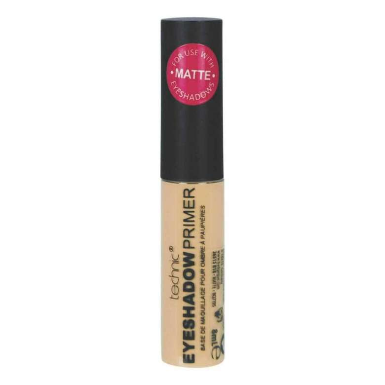 Technic Eyeshadow Primer Matte Far Bazı