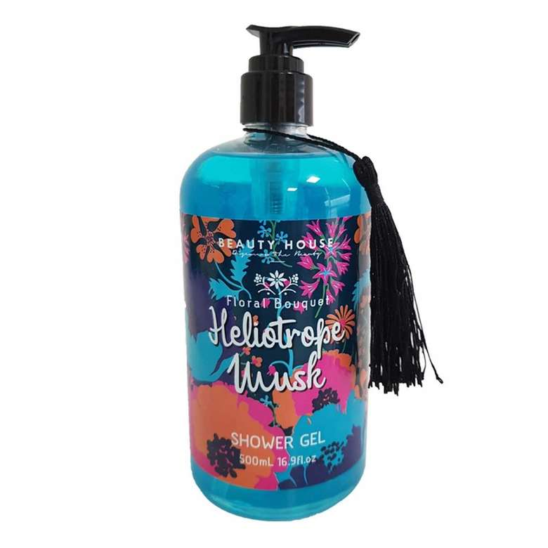 Beauty House   Duş Jeli Floral Bouquet 500ml