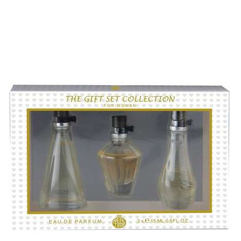 Real Time Bayan Edp Hediye Set-White