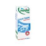 Pınar Süt Yarım Yağlı 200 Ml