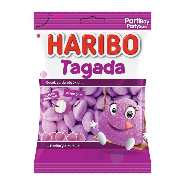 Haribo Tagada Yumuşak Şeker 130 G