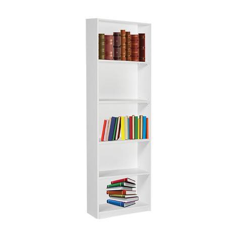 5 Raflı Kapaksız Kitaplık 170x56x20