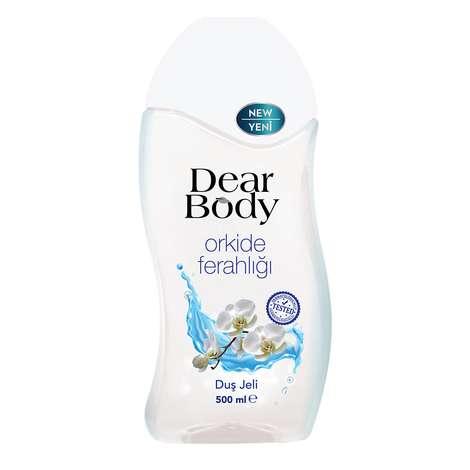 Dear Body Duş Jeli Orkide Ferahlığı 500 Ml