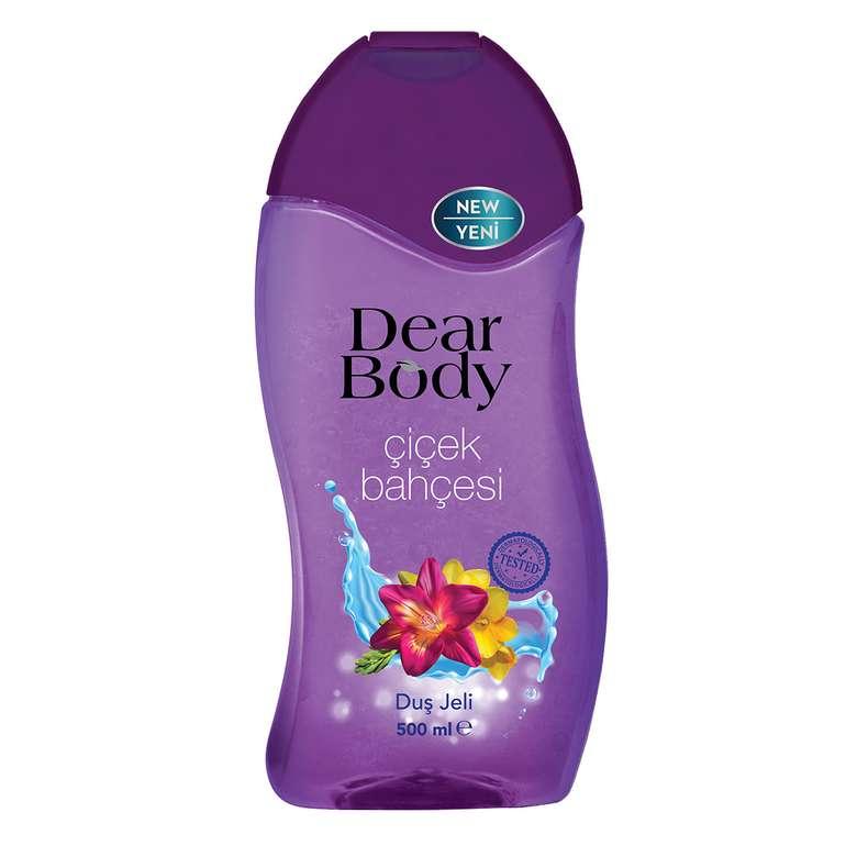 Dear Body Duş Jeli Çiçek Bahçesi 500 Ml