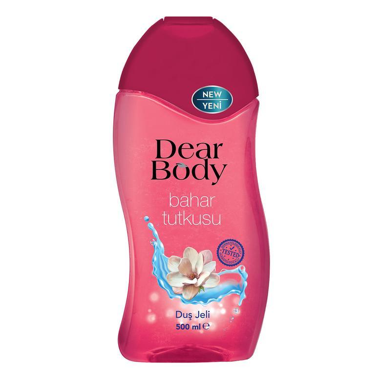 Dear Body Duş Jeli Bahar Tutkusu 500 Ml
