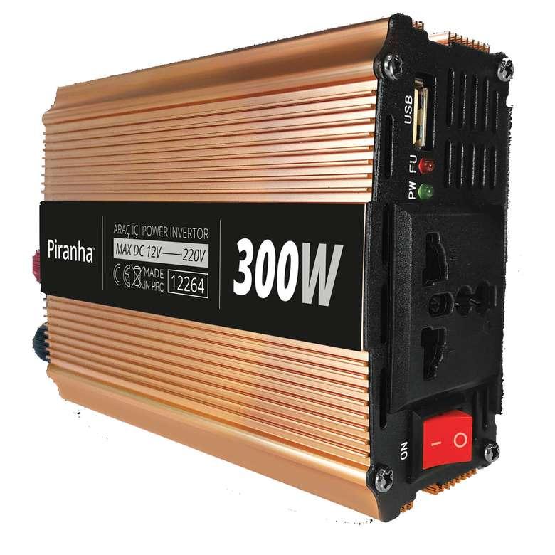 Piranha Power Inverter