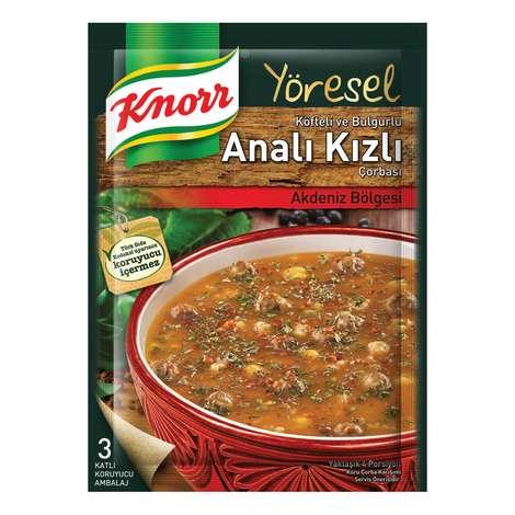 Knorr Çorba Yöresel Analı Kızlı 93 G