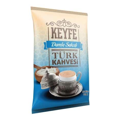 Keyfe Damla Sakızlı Türk Kahvesi 100 G