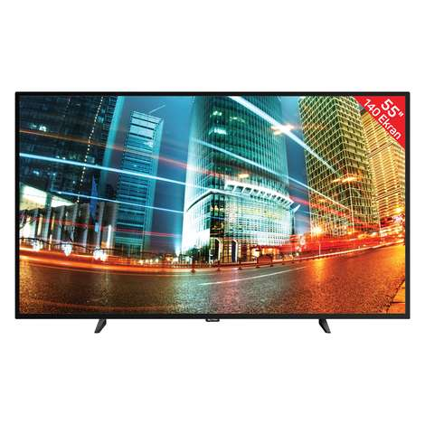 "Elton 55"" EL55UAL08 Ultra HD Dual Led TV"