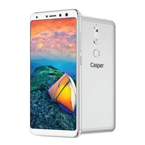 Casper  Via A2 Cep Telefonu