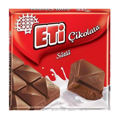 Eti Çikolata Sütlü 70 G