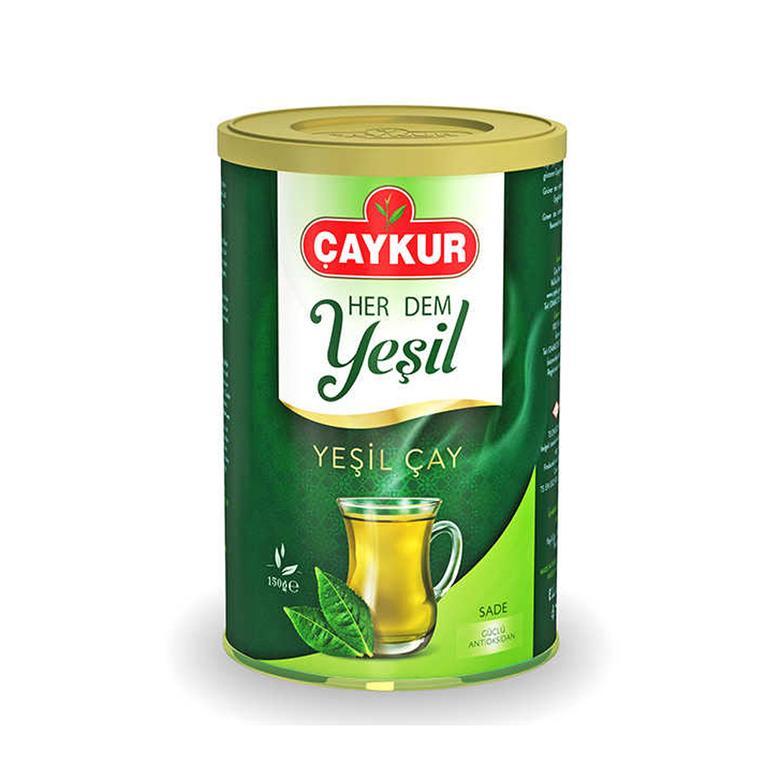 Çaykur Çay Yeşil Yaprak 150 G