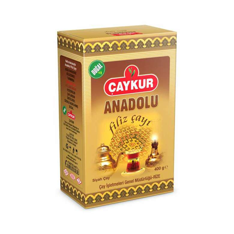 Çaykur Çay Anadolu Filiz 400 G