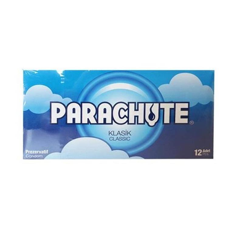 Parachute Prezervatif Klasik 12'li