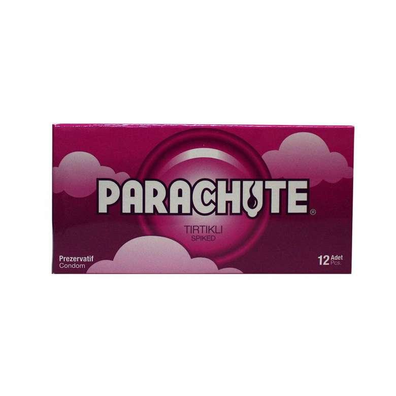 Parachute Prezervatif Tırtıklı 12'li