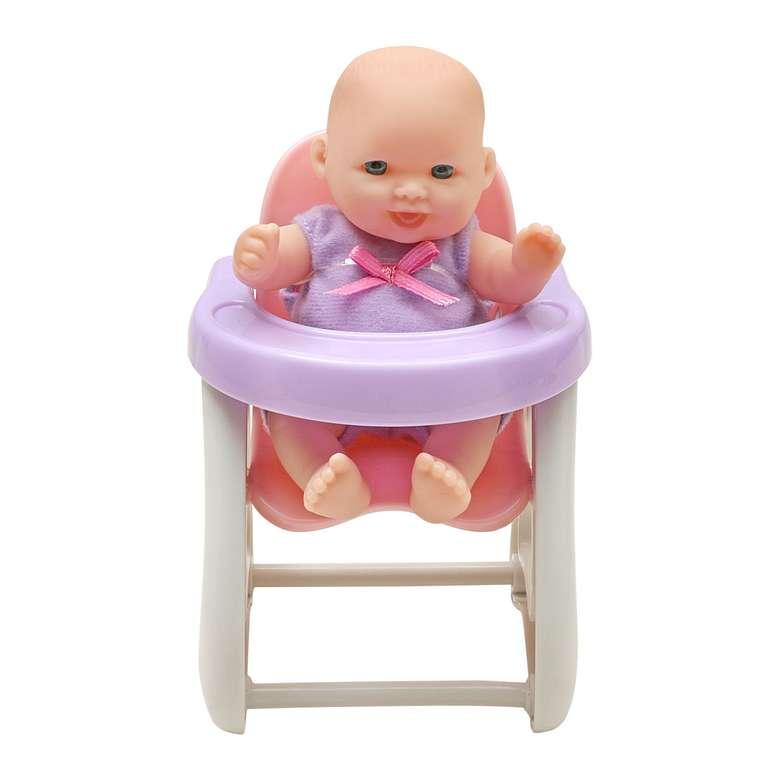 Lolla'nın Yemek Vakti Aksesuarlı Bebek