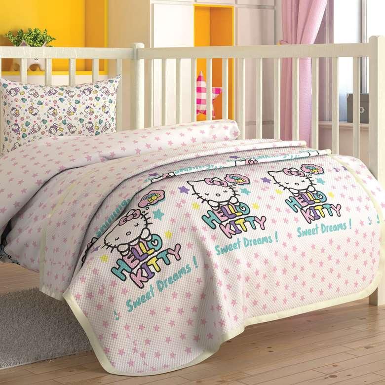Hello Kitty Winter Baby Pike (90x140 Cm)