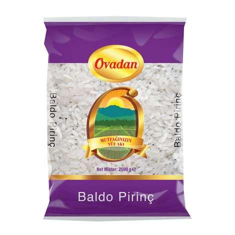 Ovadan Pirinç Baldo 2500 G