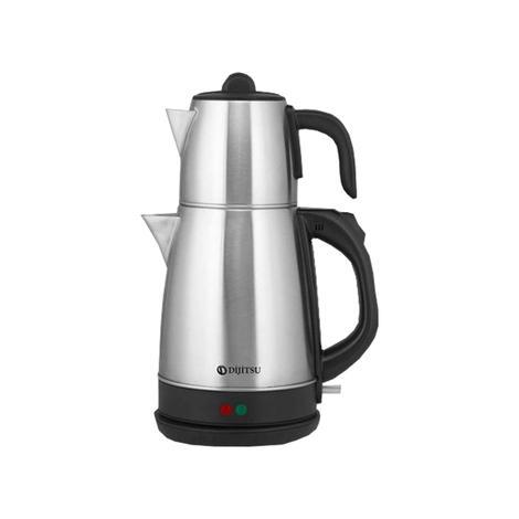 Dijitsu Çelik Çay Makinesi Sd11