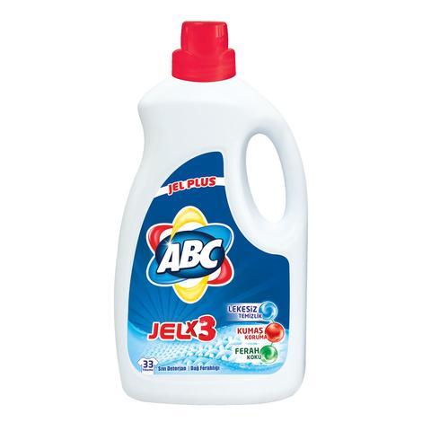 Abc Sıvı Deterjan 2145 Ml
