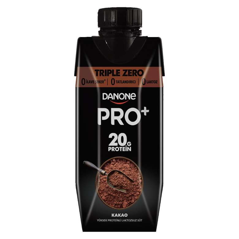 Danone Proteinli Süt Kakao 330 Ml