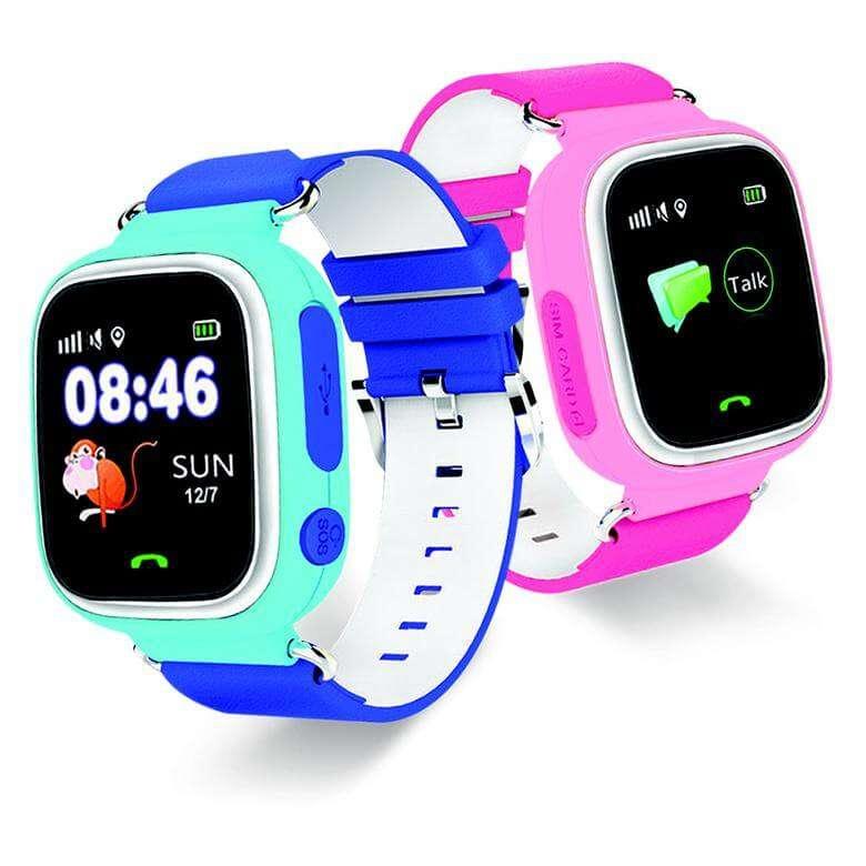 Piranha 9925 GPS Akıllı Çocuk Saati - Sarı
