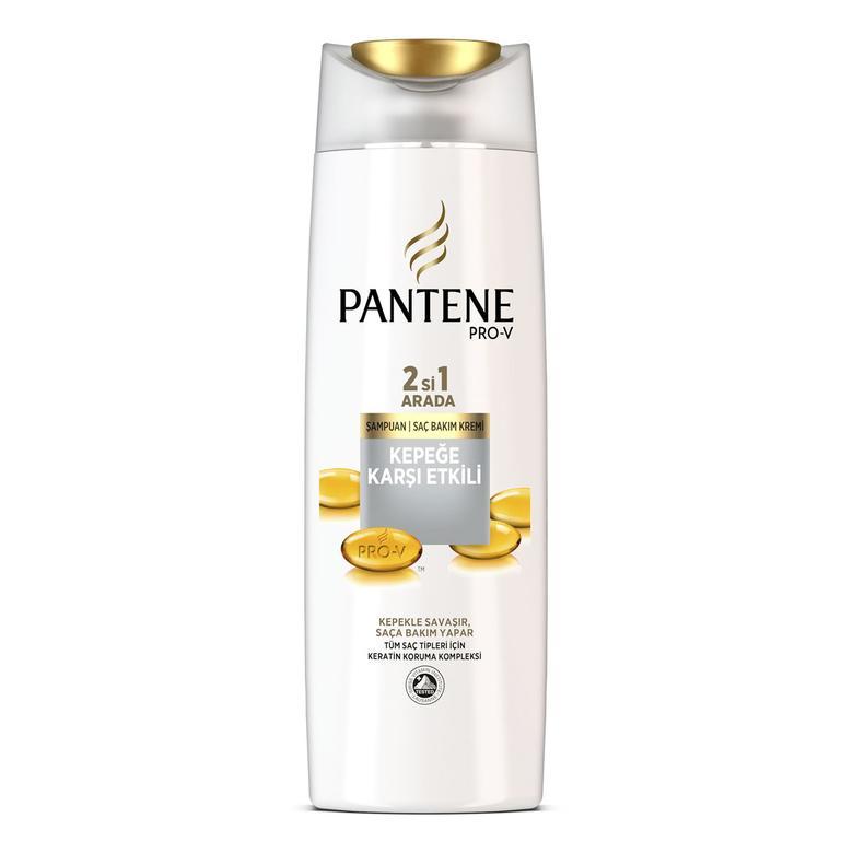 Pantene Şampuan Onarıcı  500 Ml