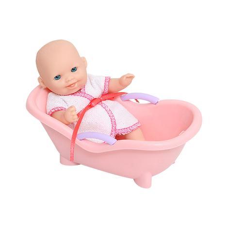 Lolla'nın Banyo Keyfi Aksesuarlı Bebek