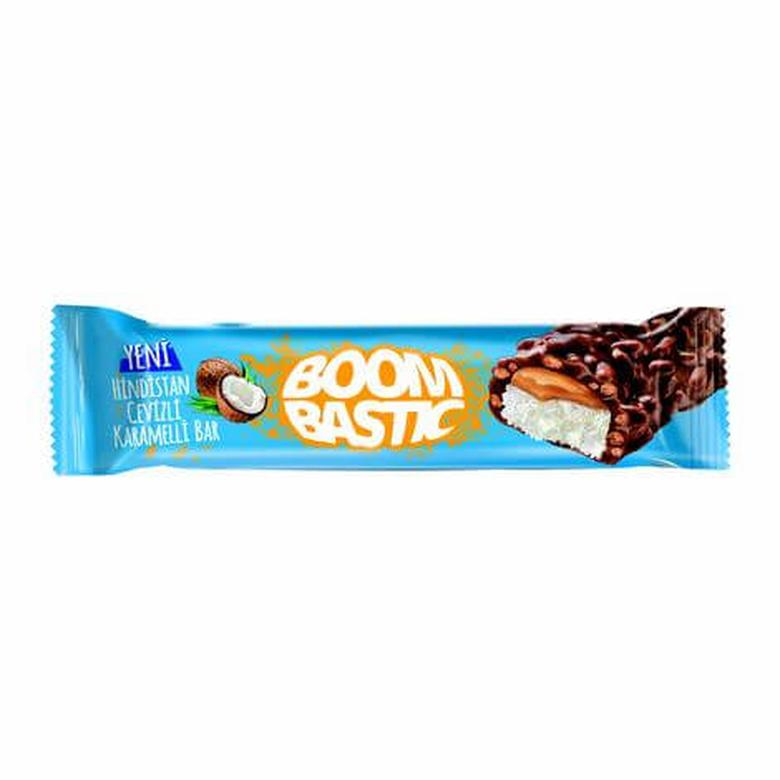 Boombastic Bar Çikolatalı Hindistan Cevizli 35 G