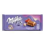 Milka Çikolata Üzüm-Fındık 80 G