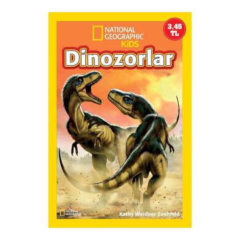 National Geographic Kids Dinozorlar