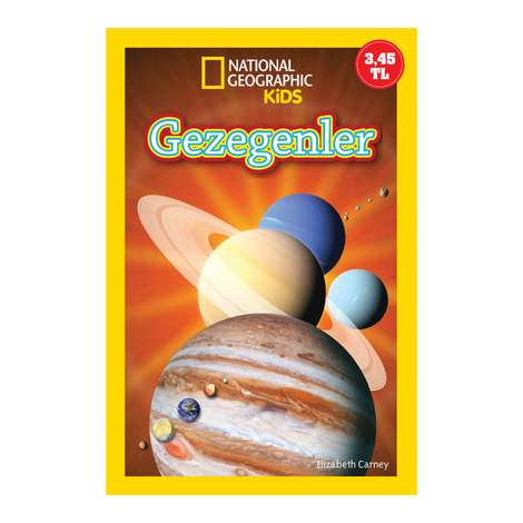 National Geographic Kids Gezegenler