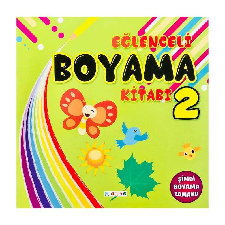 Eglenceli Boyama Kitabi 2 A101